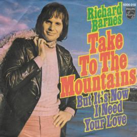Richard Barnes - Take to the mountains