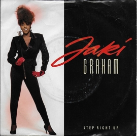 Jaki Graham - Step right up