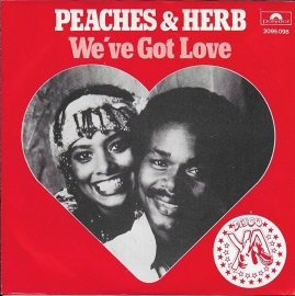 Peaches & Herb - We've got love