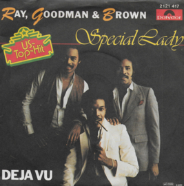 Ray, Goodman & Brown - Special lady (Duitse uitgave)