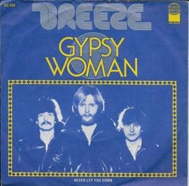 Breeze - Gypsy woman