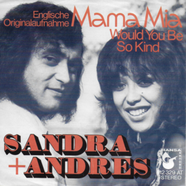 Sandra & Andres - Mama Mia (German edition)