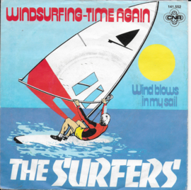 Surfers - Windsurfing-time again