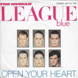 Human League - Open your heart