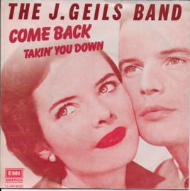 J. Geils Band - Come back