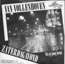 Van Vollenhoven - Zaterdagavond