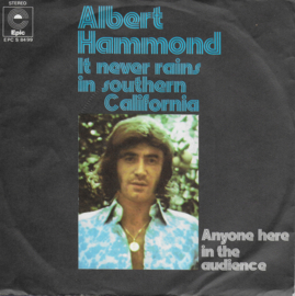 Albert Hammond - It never rains in southern California (Duitse uitgave)