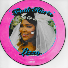 Lizzo - Truth hurts (Amerikaanse uitgave, limited pink picture disc)