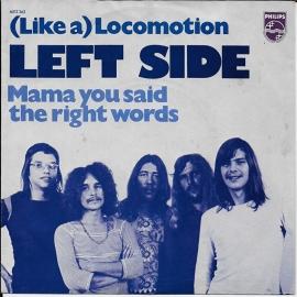 Left Side - (like a) Locomotion