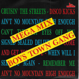Boys Town Gang - Mega Mix / Disco kicks