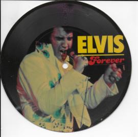 Elvis Presley - Don't be cruel (picture flexi-disc)