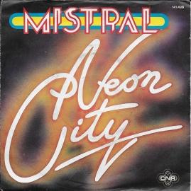 Mistral - Neon city