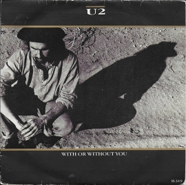 U2 - With or without you (Spaanse uitgave)
