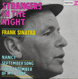 Frank Sinatra - Strangers in the night (Franse uitgave)