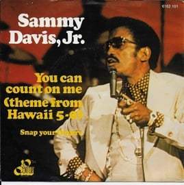 Sammy Davis, Jr. - You can count on me (theme from Hawaii 5-0)