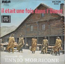 Ennio Morricone - Il etait une fois dans l'ouest (Franse uitgave)