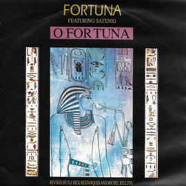 Fortuna ft. Satenig - O Fortuna (Belgische uitgave)