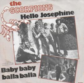 Scorpions - Hello Josephine / Baby baby balla balla