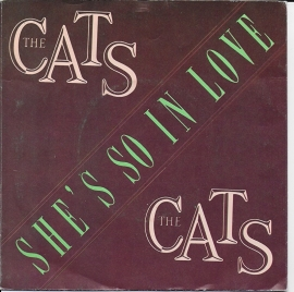 Cats - She's so in love