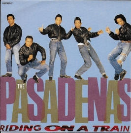 Pasadenas - Riding on a train