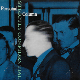 Personal Column - Strictly confidentail (Engelse uitgave)