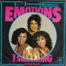 Emotions - I should be dancing