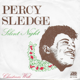 Percy Sledge - Silent night (Reissue)