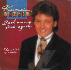 Rene Froger - Back on my feet again