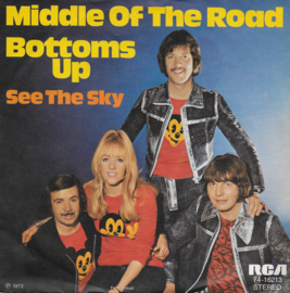 Middle of the Road - Bottoms up (German edition)