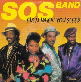 S.O.S. Band - Even when you sleep