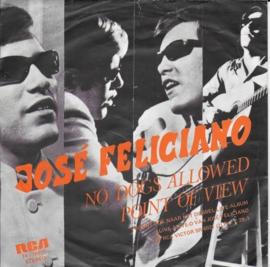 Jose Feliciano - No dogs allowed