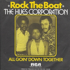 Hues Corporation - Rock the boat