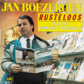 Jan Boezeroen - Rusteloos