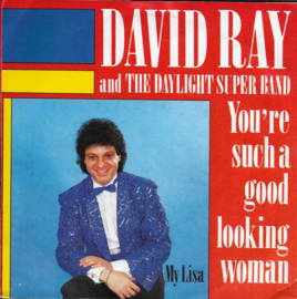David Ray and The Daylight Super Band - You're such a good looking woman