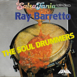 Ray Barretto - The soul drummers (1978 uitgave)