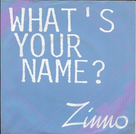Zinno - What's your name?