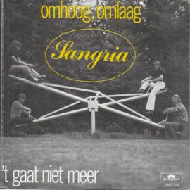 Sangria - Omhoog, omlaag