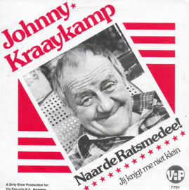 Johnny Kraaykamp - Naar de ratsmedee!