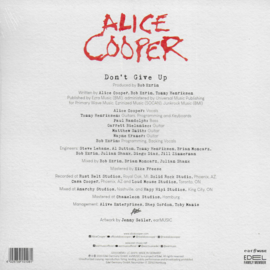 Alice Cooper - Don't give up (Limited edition, picture disc)