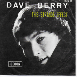 Dave Berry - This strange effect (Belgische uitgave)