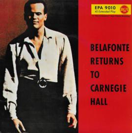 Harry Belafonte - Belafonte returns to Carnegie Hall