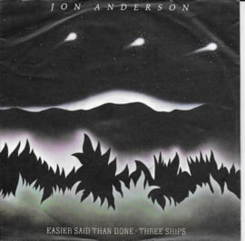 Jon Anderson - Easier said than done