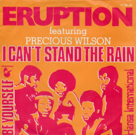 Eruption - I can't stand the rain
