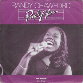 Randy Crawford - People alone