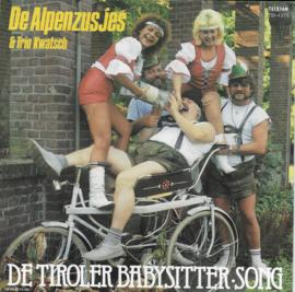Alpenzusjes & Trio Kwatsch - De Tiroler babysitter song