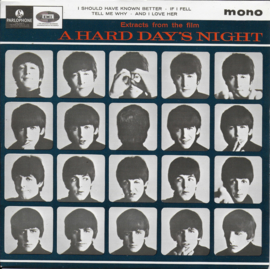 Beatles EP - I should have known better