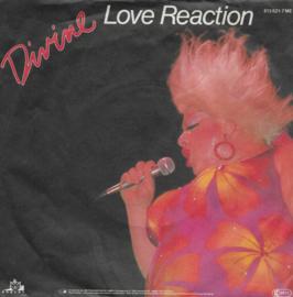 Divine - Love reaction (German edition)