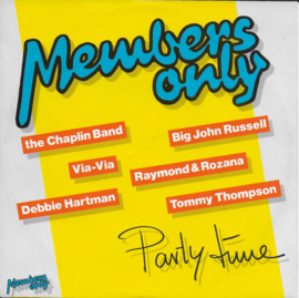 Members Only - Party time (medley)