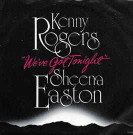 Kenny Rogers & Sheena Easton - We've got tonight