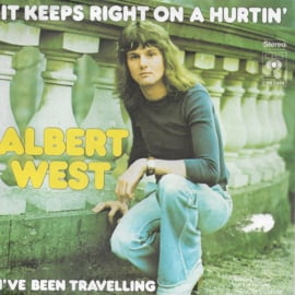 Albert West - It keeps right on a hurtin' (German edition)